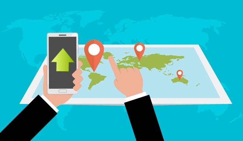 Aplicaciones de localización geográfica